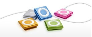 Clip Style MP3 Player (MW1001)