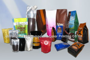 Coffee Bags with Degassing Valve pictures & photos