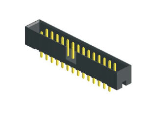 Btb Female Box Pin Ejector Header PCB Electronic Computer Connector (B200-D1)