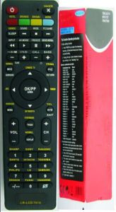 High Quality Remote Control for TV (RD-5) pictures & photos