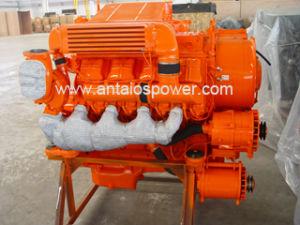 Deutz Air-Cooled Diesel Engine F8l413f pictures & photos
