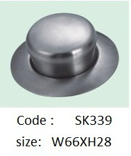 Stainless Steel Knob for Cookware, Pot, Pan Lid pictures & photos