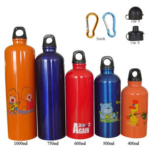 Aluminium Sport Water Bottle