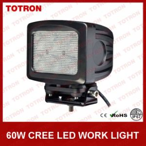 Totron 60W CREE Auto LED Work Light (T1060) pictures & photos