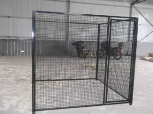Heavy Duty Hot DIP Galvanized Steel Dog Kennel