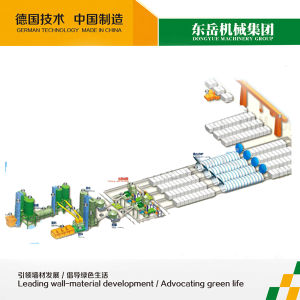 Automatic Sand Lime Brick Production Line pictures & photos