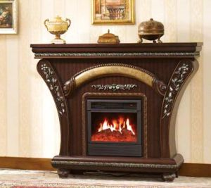Electric Fireplace/European Style Fireplace (622) pictures & photos