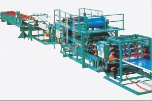 PU and Sandwich Panel Roll Forming Machine