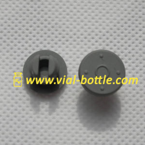 13mm Butyl Rubber Stopper for Glass Injection Vials (HVRS008) pictures & photos