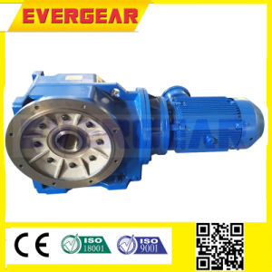 Mtj Series Helical Bevel Gear Motor Reducer pictures & photos