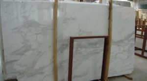 Valakas White Marble Slab Marble Tiles for Wall Floor and Countertop pictures & photos