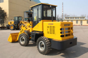 Construction Machinery Wheel Loader Lq910 pictures & photos