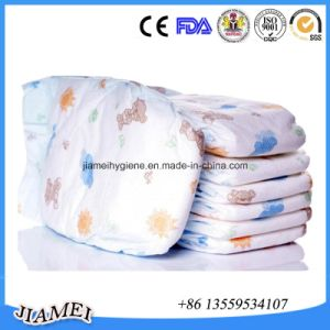 Cottony Good Absorbent Disposable Baby Diapers with Good Price pictures & photos