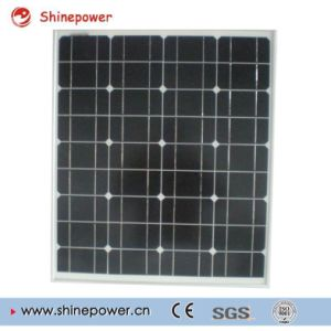 50W Mono Solar Panel for Solar System Use. pictures & photos