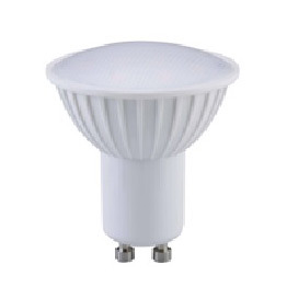 3W 5W7w GU10 SMD LED MR16 Plastic Cover LED Cups LED Spot Light pictures & photos