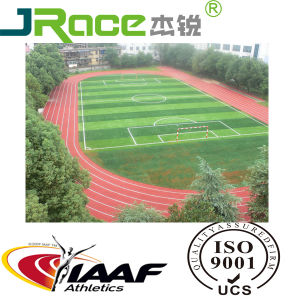 Rubberized Athletic Surfaces for Running Track pictures & photos