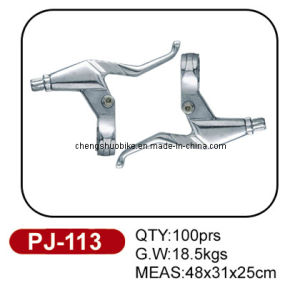 High Quality Full Alloy Brake Levers Pj-113 pictures & photos