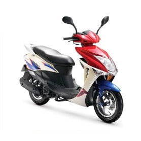 Sanyou 125cc-150cc New Model Scooter (MZ) pictures & photos