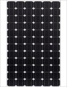 285W/24V Solar Photovoltaic Panel for Solar Working Station