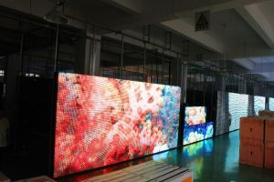 Indoor Full Color LED Display (P7.62mm)