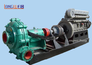 Electricity and Diesel Engine Solid Handing Pump