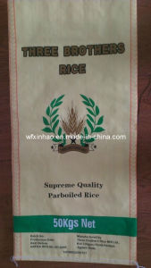 PP Woven Bag for Rice pictures & photos