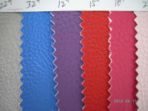 PU Leather for Furniature pictures & photos