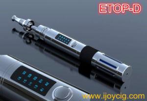 Ijoy Etop-D LCD Display Screen Mechanical Mod, Stainless Advanced Original Etop-D
