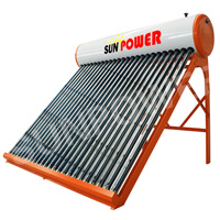 Solar Products Solar Water Heater (SPR) pictures & photos