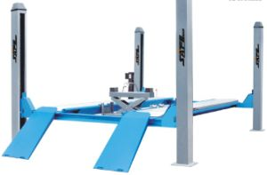 3.5/4.0/5.0t Four Post Alignment Lift (4QJY-3500B)