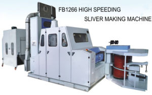 High Speeding Sliver Making Machine,Wool Carding Machine (FB1266) pictures & photos