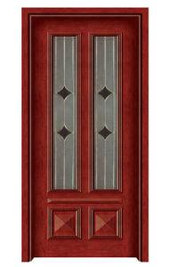Interior Wooden Door (FX-A102B) pictures & photos