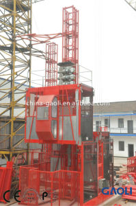 Energy Saving Construction Equipment /Lift/Elevator with CE and GOST Approved pictures & photos