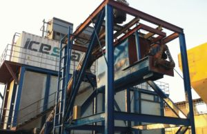 Concrete Cooling Containerized Ice Plant (IFCT-30T) pictures & photos