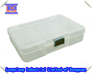Plastic Compartments Electronic Parts Carry Box pictures & photos