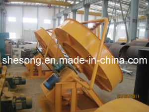 China Disc Pelletizer pictures & photos