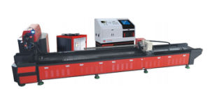 Metal Pipe / Tube Laser Cutting Machine (TQL-LCY620-GC90)