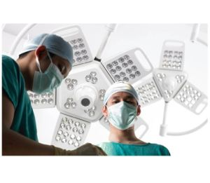 LED Surgical Light Operation Equipments (LED 760) pictures & photos