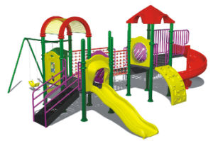 Outdoor Playground  Slide (HAP-10202) pictures & photos