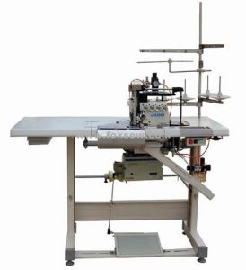 Mattress Flanging Machine for Flanging Mattress Panel and Fabric pictures & photos