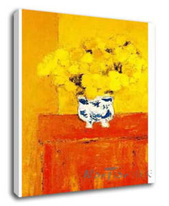 Flower Oil Painting (C0346)