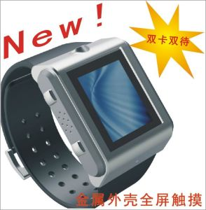 Quad-Band Dual SIM Dual Standby Watch Phone A08