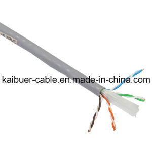 China Manufacturer Factory Price Network Cable CAT6 UTP LAN Cable pictures & photos