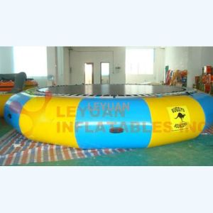 Inflatable Water Games, Inflatable Water Trampoline (LY-WG13)