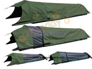 Outdoor Camping Waterproof Canvas Camper Swag (SC-SD04) pictures & photos