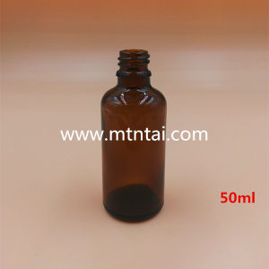 50ml Amber Color Essential Oil Bottles pictures & photos
