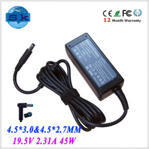 New 19.5V 2.31A 45W Adapter Power Supply for HP Pavilion 17-F009ng Notebook