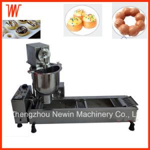 450PCS/H Cheap Automatic Mini Donut Machine pictures & photos