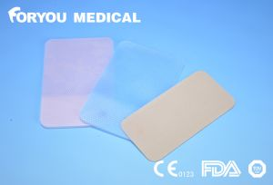 Huizhou Foryou Medical Wound Removal Medical 0.5mm Anti Wrinkle Silicone Sheeting Silicone Pads for Wrinkles pictures & photos