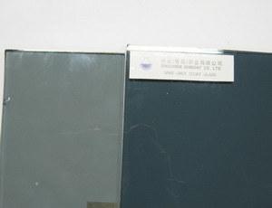 Euro Grey Float Glass